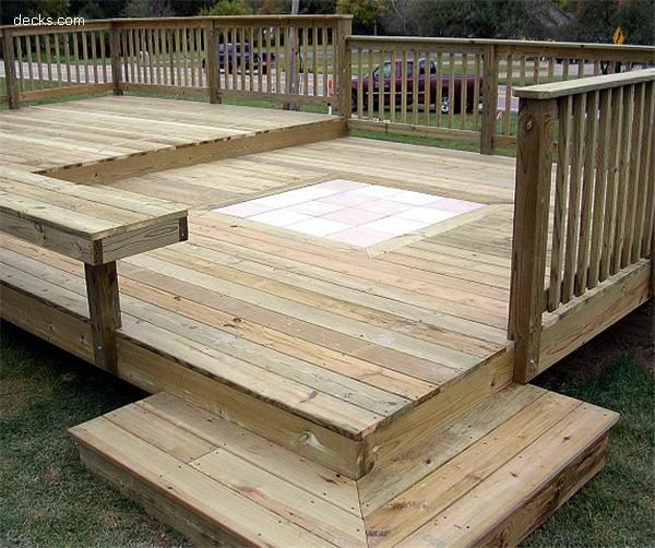 Deck Builders Estridge Carpentry Cincinnati Oh